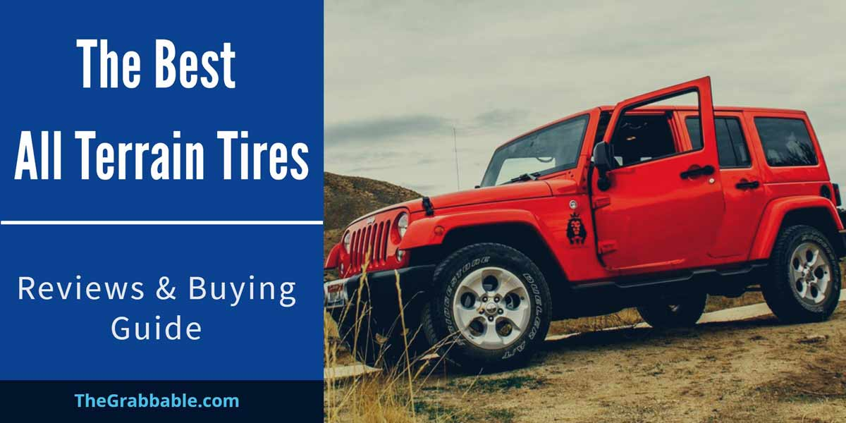 Best Tires For Jeep Wrangler >> Best All Terrain Tires For Snow Mud Highway 2019