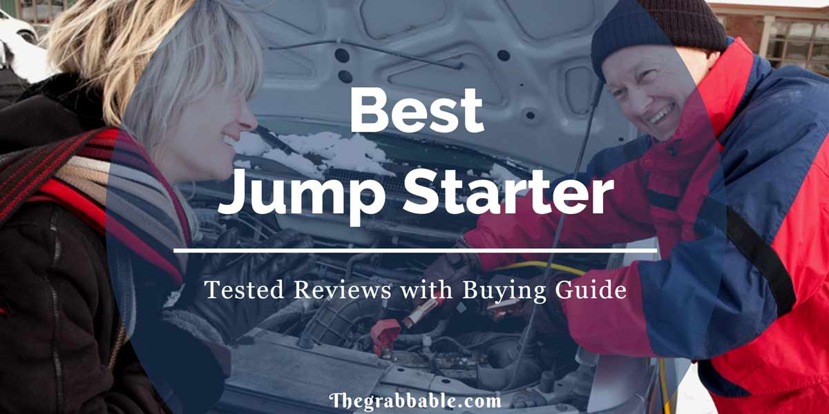 Best Portable Jump Starter 2020.Top 7 Best Portable Jump Starter Reviews 2020