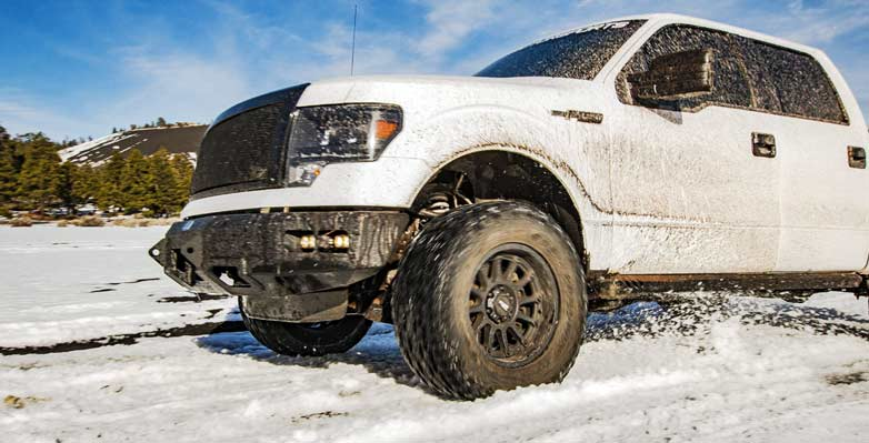 Best All Terrain Tires For Snow