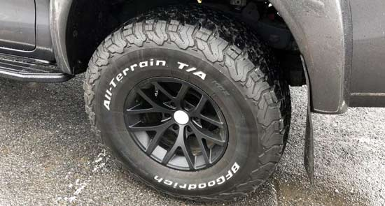 Best All Terrain Truck Suv Tires Reviews
