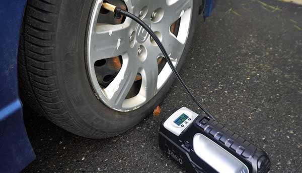 JACO Best Digital Portable Tire Inflator